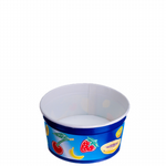 TYPE 102 160ml Ice Cream Cup - Frutta Blu